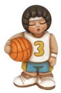 Bimbo basketballer