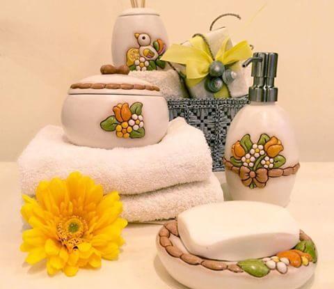 Articoli da regalo per casa e cucina casa del regalo bologna - Linea bagno thun ...